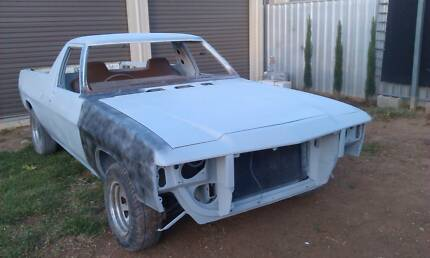 1984 Holden wb ute Rochester Campaspe Area Preview