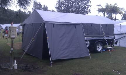 2009 Australian Off-road Camper Trailer in great condition Penrith Penrith Area Preview
