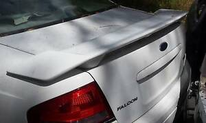 Ford Falcon BA boot lid with spoiler Doolandella Brisbane South West Preview