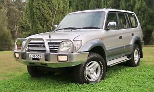 2000 Toyota prado grande