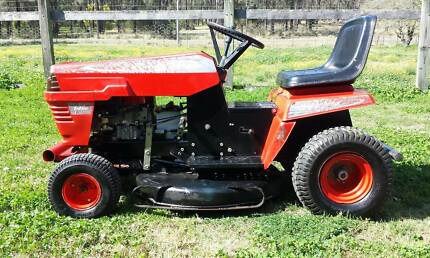 Rover Rancher Hydro Drive Ride On Mower Windsor Hawkesbury Area Preview