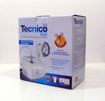 Apparecchio per aerosol aerosolterapia a pistone TECNICO NEB