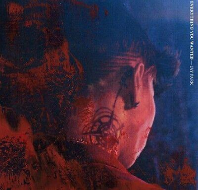 K-POP JAY PARK 3rd Album - [EVERYTHING YOU WANTED] CD + Photobook Sealed
