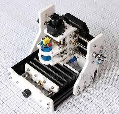 Mini Milling Machine Cnclaser 500mw Engraving Diy Desktop 3 Axis Mill Wood Logo