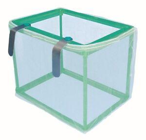 Aquarium net breeder fine mesh tropical fish discus for Fish breeding net