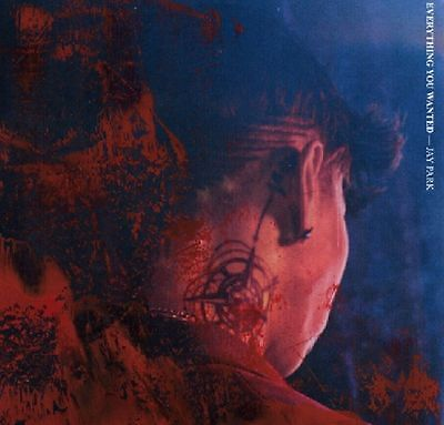 "K-POP JAY PARK 3rd Album - ""EVERYTHING YOU WANTED"" CD + Photobook Sealed"