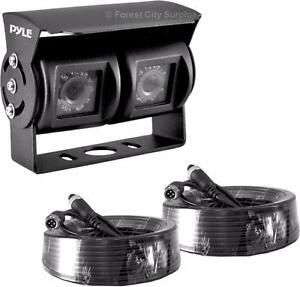 New - COMMERCIAL GRADE LARGE VEHICLE CAMERAS - IDEAL FOR BACKING UP TRUCKS AND MACHINERY WITHOUT ACCIDENTS !!