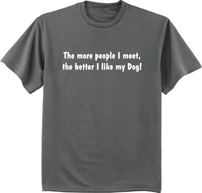 Big and Tall t-shirt funny saying dog lover gifts bigmen king size mens tee (Big Dog T-shirt Tee)