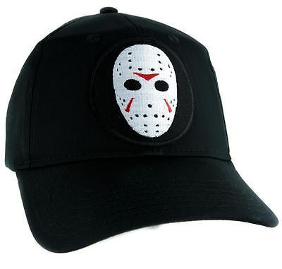 Masque de Hockey Friday The 13th Casquette de Baseball Horreur Vêtements Jason