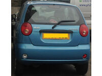 Chevrolet Matiz 07 low milage in very good condition