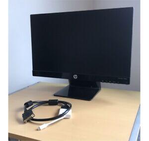 """HP 21.5"""" Monitor"""