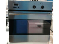 b328 stainless steel bosch integrated single electric oven comes with warranty can be deivered