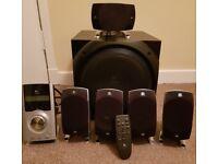 Logitech Z5500 Digital PC Multimedia Home Theatre Speaker System £100