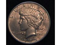 For Sale Real Silver Dollar from the USA
