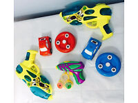 Kids toys, with two remote controlled cars, take all for only £10 , no time wasters please