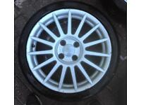 """17"""" FORD ALLOYS AND TYRES"""
