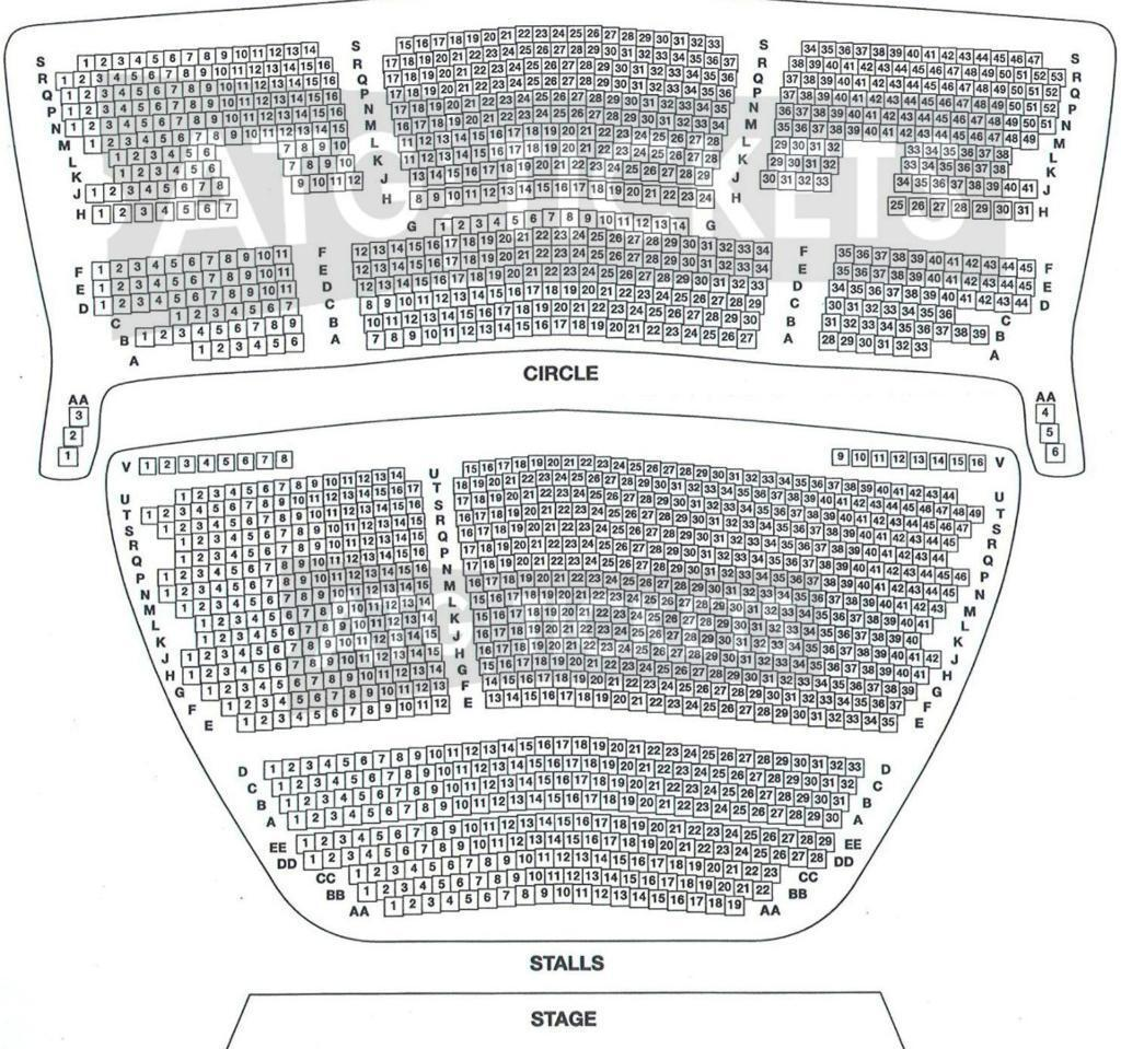Alan Carr Front Row Stalls Tickets X2 Regent Theatre
