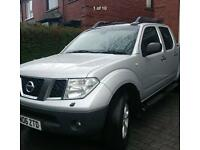Nissan Navara Aventura- fully loaded- Armadillo top