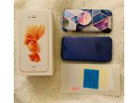 iPhone 6s 32gb Rose Gold Tesco Mobile Very Good Condition