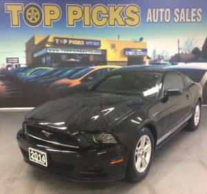 2014 Ford Mustang V6, LOW LOW MILEAGE!