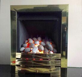 Legend Vantage Rotary Control 3.9 KW Gas Fire (Brass)
