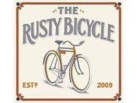 HEAD CHEF - THE RUSTY BICYCLE - UP TO £33K OTE