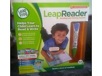 Leap Frog - LeapReader Reading and Writing System [Brand New]