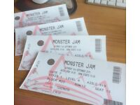 MONSTER JAM TICKETS FOR SALE - PRINCIPALITY STADIUM