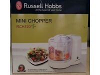 mini chopper by Russell Hobbs