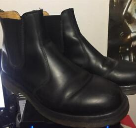 Doc marten Chelsea boot safety boot size 10-11