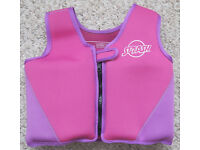 Splash Buoyancy Aid in pink/lilac