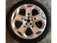"Ford Mondeo Titanium X Sport Alloy Wheel 18"" Inch"