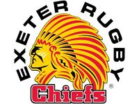 2 X Exeter Chiefs vs Sale Sharks Rugby tickets