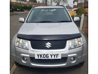 Suzuki Grand Vitara 2006 - 12 Month MOT - No p/x