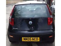 Fiat punto dynamic 8v 2005