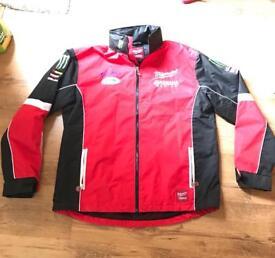 Milwaukee Yamaha racing jacket BNWT XXL