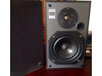 NAD 8020E Vintage Passive Speakers - Used, in good working order