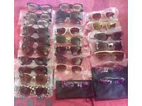 26 Pairs Ladies Sun Glasses NEW