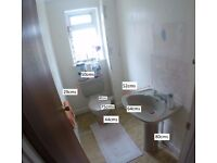 Armitage Shanks Kensington 2-piece suite 17551-2 17501 13130-2 15040