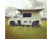 VW T5 Campervan available for hire
