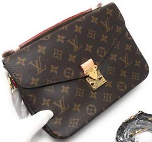 Louis Vuitton Metis Pochette Monogram Leather ( More  Styles Available)