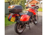 Triumph Tiger 955i. Low mileage & good condition. Full touring kit & options. PRICE REDUCED.