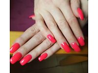 Mobile nails, gel, shellac, extensions, pedicure,