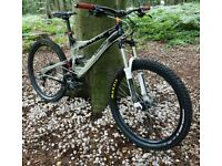 SPECIALIZED SX TRAIL ONE - FULL SUSPENSION DOWNHILL MOUNTAIN BIKE