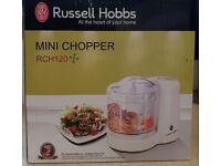 mini chopper by Russell Hobbs