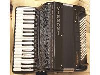 VIGNONI Accordion, Ravel IIB 34/96 bass 4v (non cassotto)