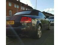 Audi A4 convertible s-line