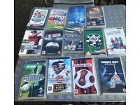 13 psp games