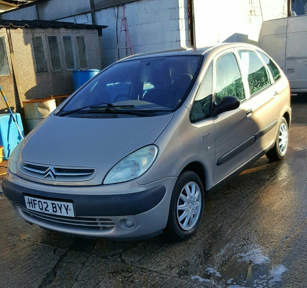 2002 citroen xsara picasso sx diesel mpv in poole dorset gumtree. Black Bedroom Furniture Sets. Home Design Ideas