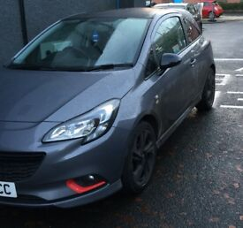 2015 Limited Edition Vauxhall Corsa 1L (115)